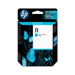 Tusz HP 11 [C4836A] cyan