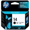 Tusz HP 14 [C5011DE] czarny