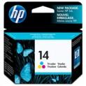 Tusz HP 14 [C5010DE] kolor