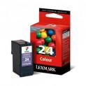Tusz Lexmark 24 [18C1524E] kolor