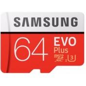 Karta Samsung Evo Plus micro 64GB SDXC UHS-I U3 100Mb/s
